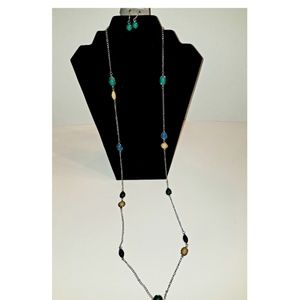 Long body necklace